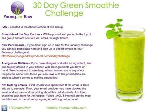 30 Day Detox Smoothie Diet by 17 Best Images About Juicing On Green Smoothie