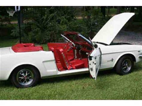 ford mustang 1964 for sale 1964 ford mustang for sale on classiccars