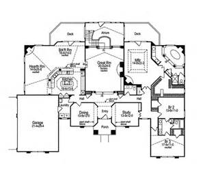 House Plans With Atrium In Center Gallery For Gt Atrium House Plans