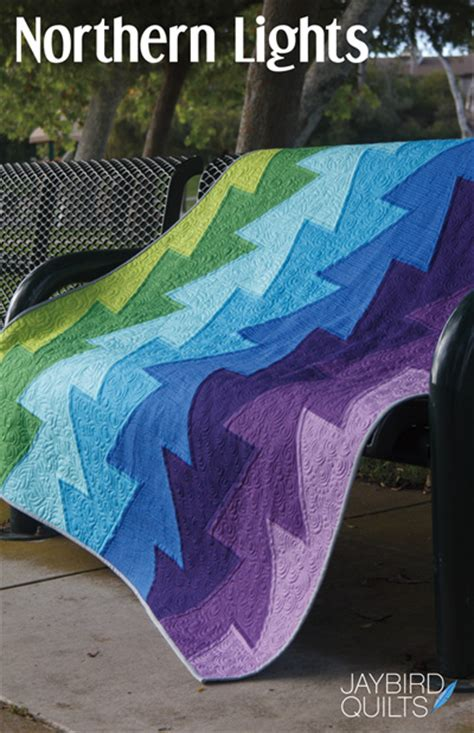 Northern Quilt by Northern Lights Jaybird Quilts