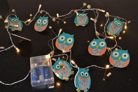boys bedroom string lights child girls boys owl indoor string light bedroom decor