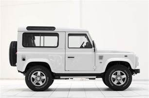 startech land rover defender 90 yachting edition picture
