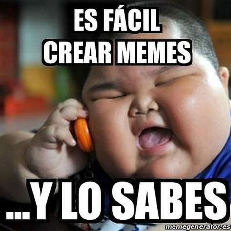 Crear Un Meme - c 243 mo hacer un meme en solo 30 segundos sur es