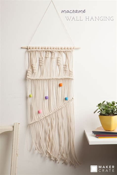 Macrame Wall Hanging Tutorial - 17 best images about shop this diy on