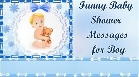 Baby Shower Messages For Boy baby shower messages for boy