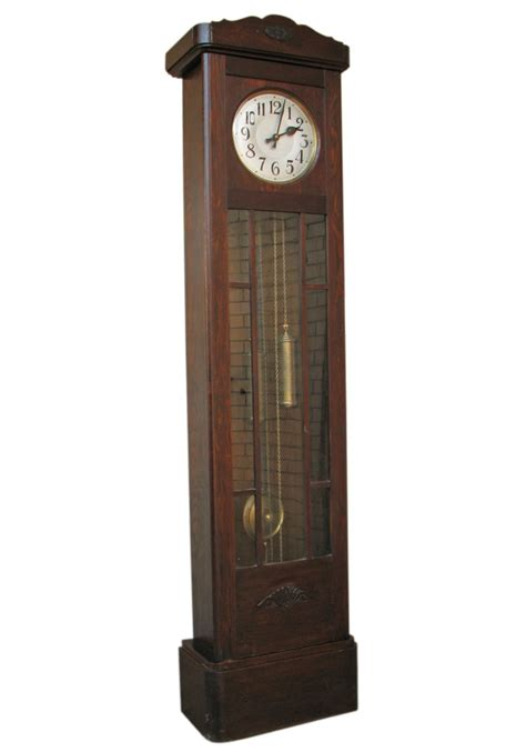 gustav becker gustav becker grandfather clock ff133 1 joenevo