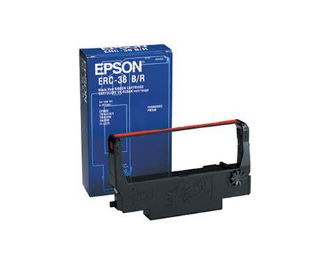 Hologram Ribbon Cartridge Erc 38 Black And epson erc 38b ribbon cartridge made by epson 3000000