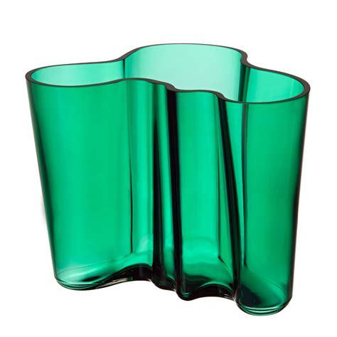 Iittala Vases by Iittala Aalto Emerald Vase 6 1 4 Quot Iittala Alvar Aalto