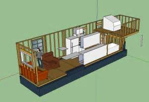 Tiny Home Layouts petumbly boy the updated layout tiny house