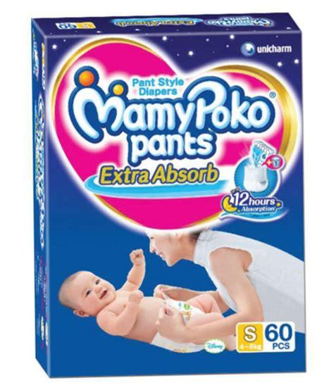 Mamypoko Newborn 84 1 mamy poko small size baby diapers 60 count buy mamy poko small size baby diapers 60 count