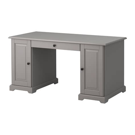 liatorp desk gray ikea
