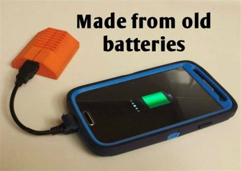 diy chargers portable charger for your smartphone use arduino for projects