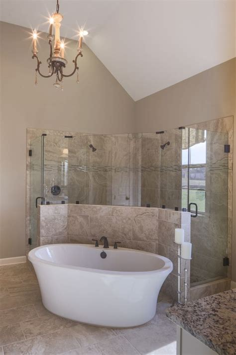 bathroom drops regency homebuilders master bath drop in tub walk