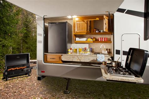 rv with outdoor kitchen summer boondocking keep cool with these 11 pointers