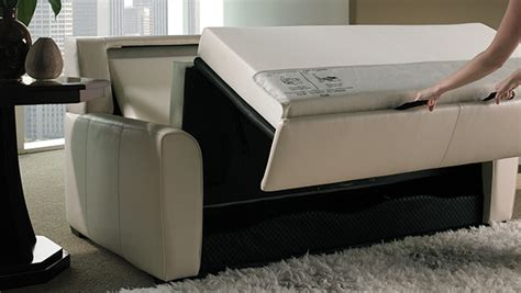 american comfort systems the comfort sleeper by american leather a must have this