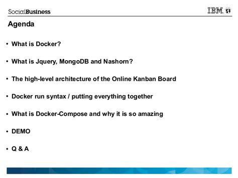 docker tutorial slideshare docker the basics including a demo with an awesome full