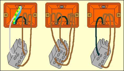 lada comandata da due punti fig 2 5 punto luce invertito per il comando di una lada