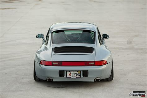 stanced porsche stanced porsche 911 993 187 cartuning best car tuning