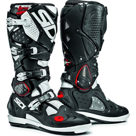 black dirt bike boots sidi crossfire 2 srs motocross boots dirt bike enduro moto