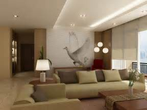 Home Decore by Modern Home Decor With Natural Color Furniture And