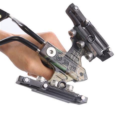 Top Stainless Slingshot buy powerful slingshot folding wrist sling