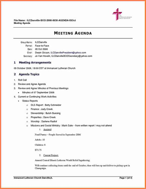 board meeting agenda template 5 board meeting agenda marital settlements information