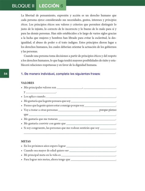 libro de formacion civica de 5 grado contestado libro de texto formacion civica y etica 6to grado primaria