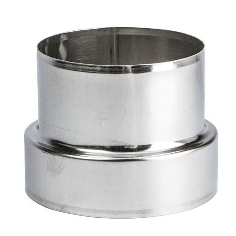 Chimney Liner Connector - stainless steel pipe connector adaptor chimney flue liner