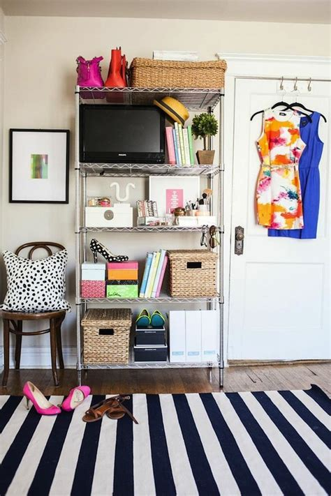 How To Organize A Shelf by 7 Ways To Organize Using Wire Shelving