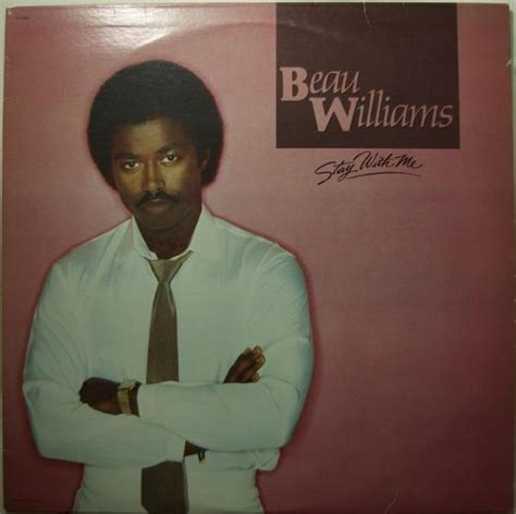 beau williams stay with me lp 1983 fagostore beau williams stay with me lp