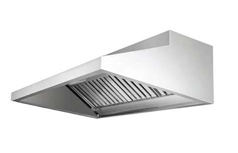 stainless steel kitchen exhaust hoods eh 115 silver commercial stainless steel exhaust with