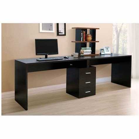 Long Narrow Computer Table Computer Desk 90cm Width Decocurbs Amazing