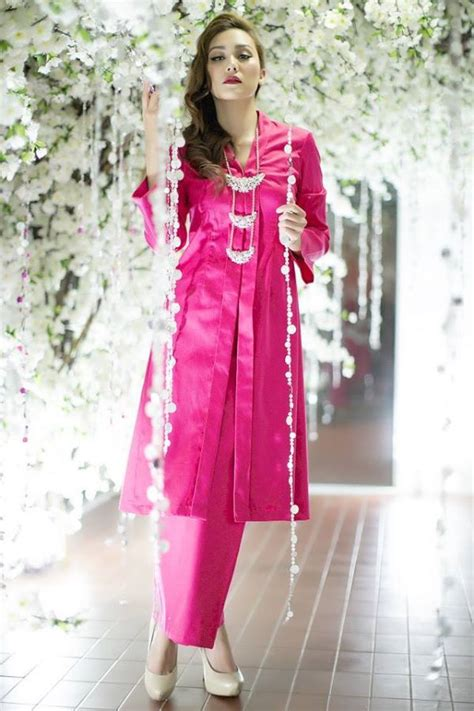Baju Peri Pelangi Pink 17 best images about baju songket on seasons and models
