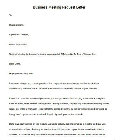 sle request letter