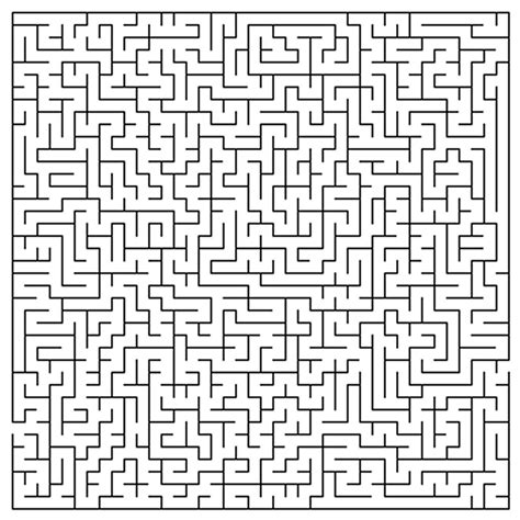 hard mazes coloring pages coloring pages