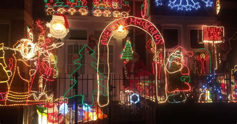 good christmas lights in the east valley 2018 spectacular lights at homes across newcastle and the east chronicle live