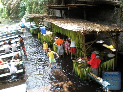 villa escudero waterfalls restaurant my world waterfall restaurant villa escudero labasin
