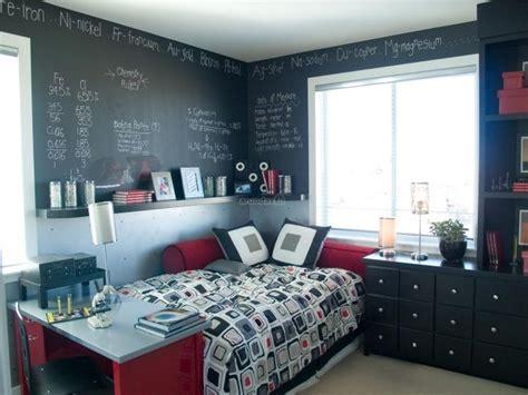 tafelfarbe schlafzimmer ideen einrichtungsideen jugendzimmer tafelfarbe w 228 nde schwarz