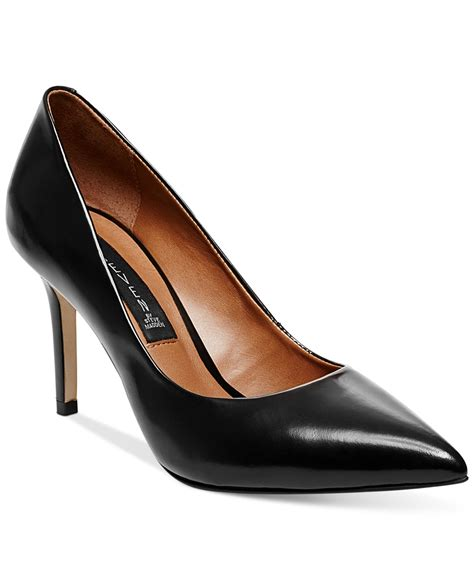Steve Madden Pumps by Steven By Steve Madden Pointed Toe Pumps In Black Lyst