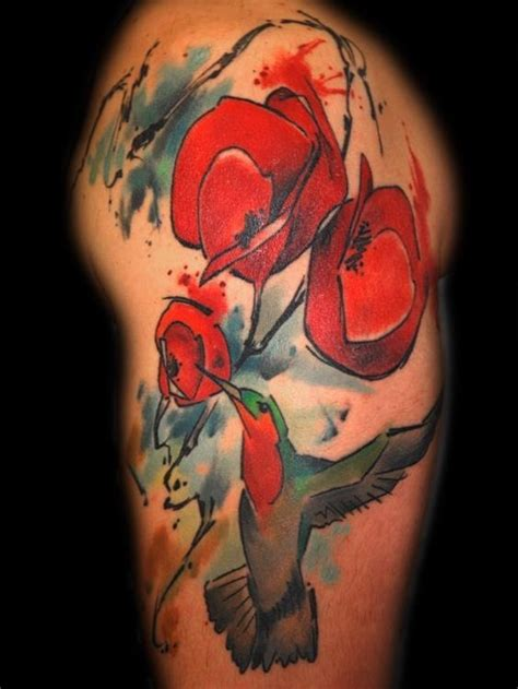 watercolor tattoos london 17 best images about hummingbird ideas on