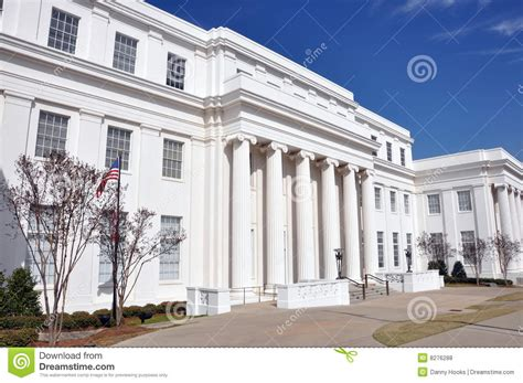 Government Office by Government Office Building Royalty Free Stock Photos