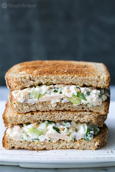 Cottage Cheese Sandwich Fillings by Best Tuna Salad Sandwich Recipe Simplyrecipes