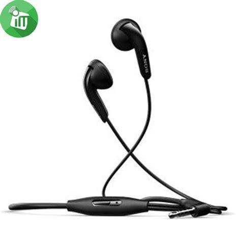 Sony Earphone Mh410c sony orginal mh410c stereo earphone flat ear unpacked