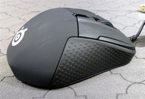 Mouse Steelseries Rival 500 steelseries rival 500 gaming mouse review overclock