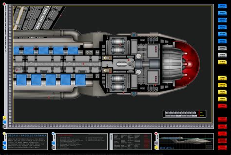 trek enterprise floor plans cygnus xnetlinkslcarsblueprintsenterprise deck plans sheet
