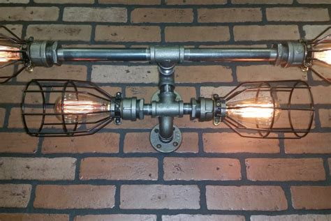 Industrial Bathroom Sconce Finding Affordable Industrial Bathroom Sconce Lighting