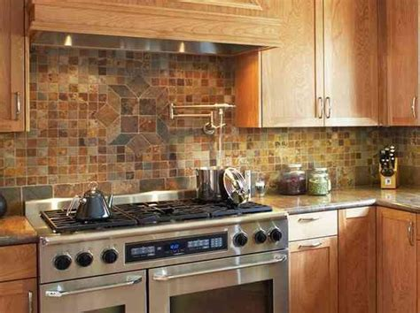 rustic kitchen backsplash tile brilliant backsplash ideas for your kitchen remodel