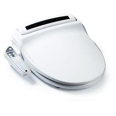 Home Bidet Toilet Seat Kokols Electric Bidet Seat For Toilets In White