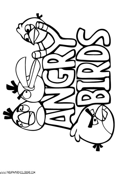 dibujos para colorear angry birds free coloring pages of ego 3