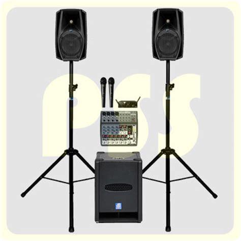 Speaker Aktif Indoor Paket Sound System Meeting Room Db Technologies Paket Sound System Profesional Indonesia